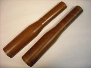 Rpg 7 Brown Orange Plastic Heat Shield